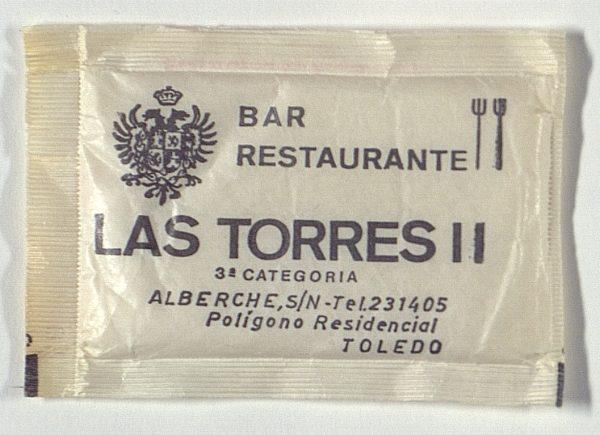 TOLEDO - Bar Restaurante Las Torres II. Calle Alberche