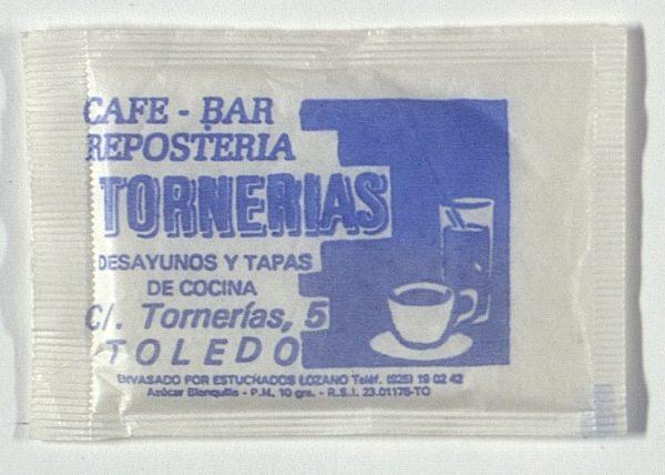 TOLEDO - Café-Bar Repostería Tornerías. Calle Tornerías, 5