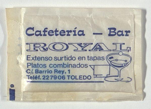 TOLEDO - Cafetería-Bar Royal. Barrio Rey, 1