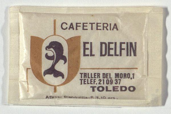 TOLEDO - Cafetería El Delfín. Calle Taller del Moro, 1