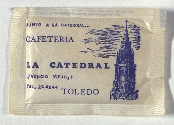 TOLEDO - Cafetería La Catedral. Calle Nuncio Viejo, 1