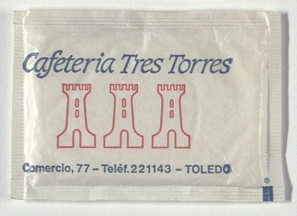 TOLEDO - Cafetería Tres Torres. Calle Comercio, 77