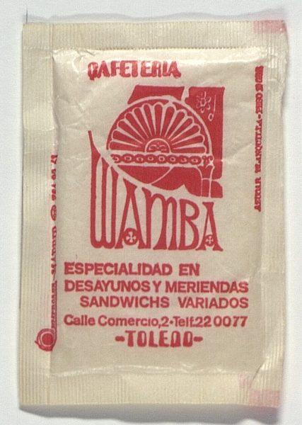TOLEDO - Cafetería Wamba. Calle Comercio 2