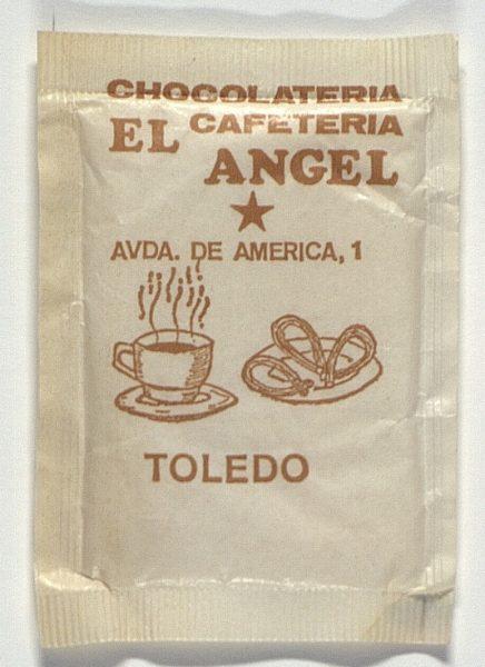 TOLEDO - Chocolatería Cafetería El Ángel. Avda. de América, 1