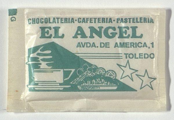 TOLEDO - Chocolatería-Cafetería-Pastelería El Ángel. Avda. de América, 1
