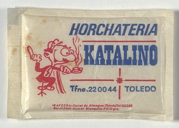 TOLEDO - Horchatería Katalino. Paseo de Merchán