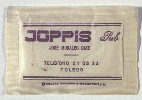 TOLEDO - Joppis Pub José Morales Díaz