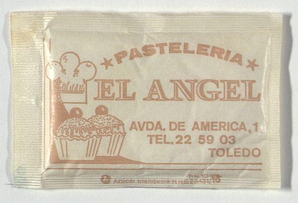 TOLEDO - Pastelería El Ángel. Avda. de América, 1