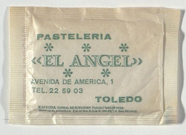 TOLEDO - Pastelería El Ángel. Avda. de América, 1.