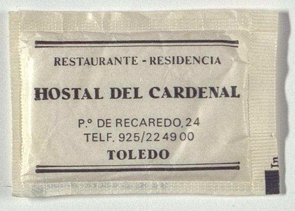 TOLEDO - Restaurante Residencia Hostal del Cardenal. Paseo Recadero, 24