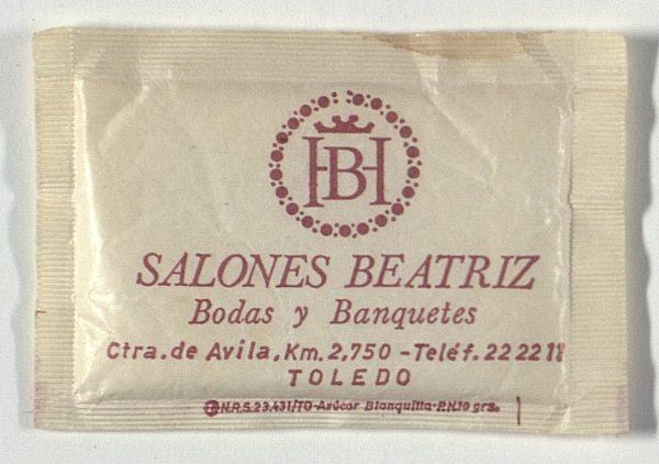TOLEDO - Salones Beatriz Bodas y Banquetes. Ctra. de Ávila, km 2,750