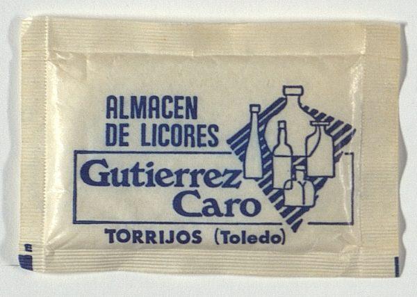 TORRIJOS - Almacén de Licores Gutiérrez Caro.