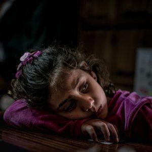 NICEF alerta del estrés que sufren los niños migrantes atrapados en Europa