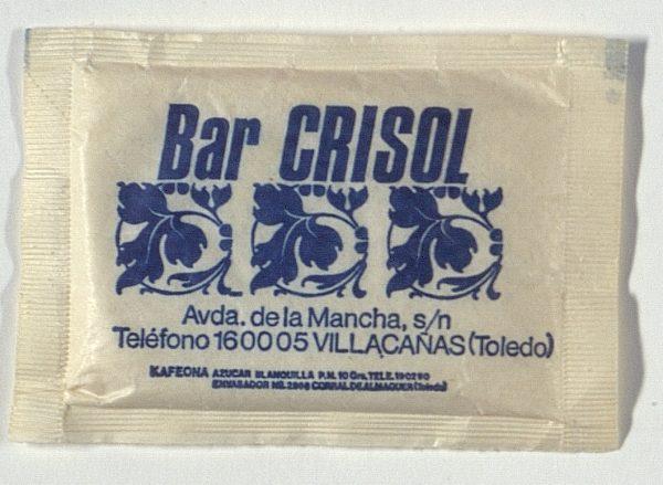 VILLACAÑAS - Bar Crisol. Avda. de la Mancha
