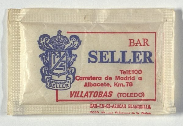 VILLATOBAS - Bar Seller. Ctra. Madrid-Albacete, km 78