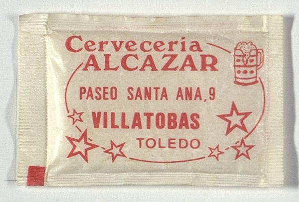 VILLATOBAS - Cervecería Alcázar. Paseo Santa Ana, 9