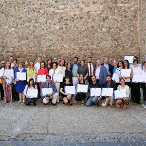"""Milagros Tolón reivindica la importancia de empresarios del sector turístico """"para que Toledo ostente una posición de liderazgo"""""""