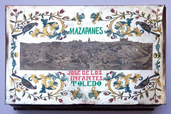 01 - Mazapanes José de los Infantes - Cuesta de Belén