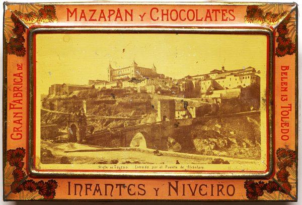 03 - Fábrica de mazapán Infantes y Niveiro - Belén 13