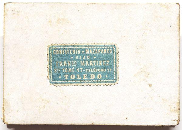 05 - Confitería y mazapanes Hijo Francisco Martínez - Santo Tomé 17_Detalle