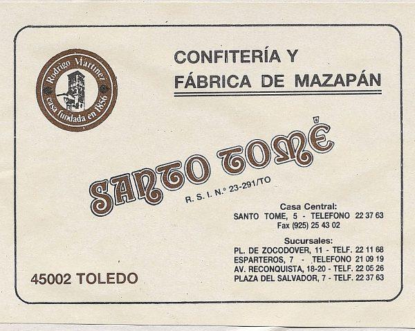 09 - Confitería y fábrica de mazapán Santo Tomé - Santo Tomé 5_Detalle