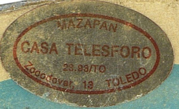 14 - Mazapán Casa Telesforo - Zocodover 47_Detalle