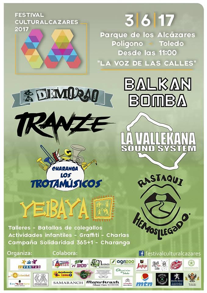 Festival 'Culturalcázares'
