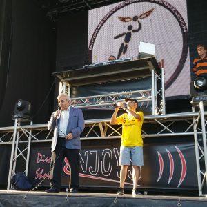 El Ayuntamiento da la bienvenida a los participantes de la VI edición Toledo Handball Cup