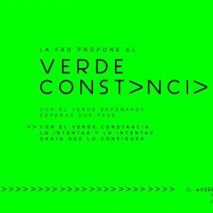 El Ayuntamiento iluminará de #VerdeConstancia el Torreón de la Cava por el Día Mundial contra las Drogas promovido por la ONU