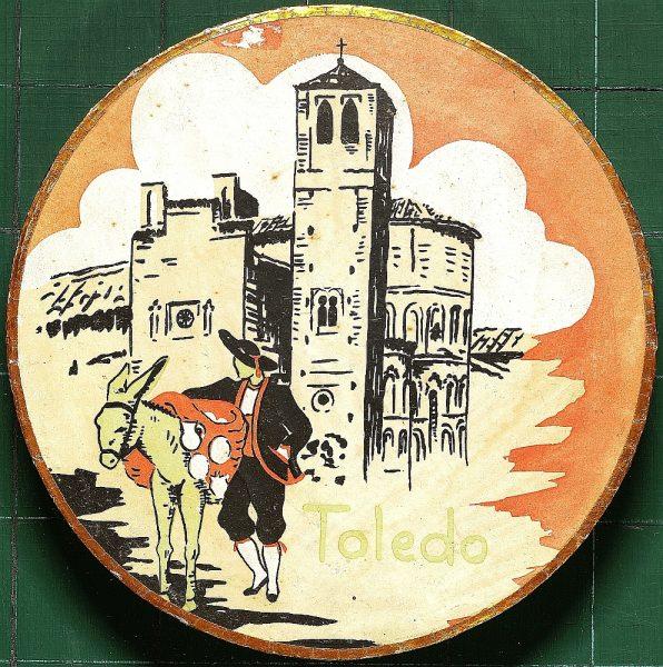 35 - Caja de mazapán de Toledo