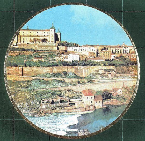 40 - Caja de mazapán de Toledo