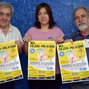 El próximo viernes se celebra la Carera Bisagra-Polígono, que cumple 40 años y rendirá homenaje a Aurelio Gómez Castro
