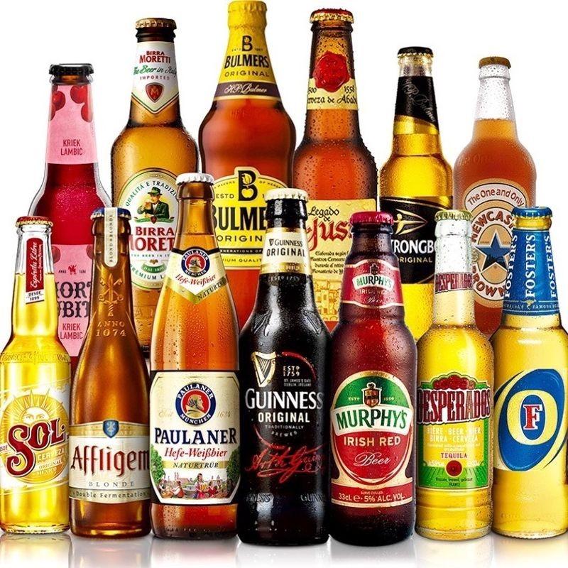Cata – Maridaje Cervezas Internacionales