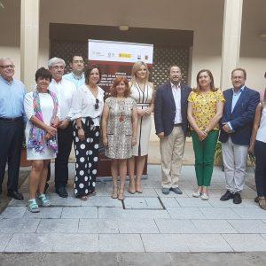 El Consistorio toledano participa en Úbeda y Baeza en las jornadas sobre protección del patrimonio organizadas por el GCPHE