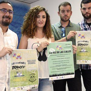 La IV edición del Festival 'Culturalcázares', el 3 de junio, será uno de los broches de oro del programa juvenil 'Entre Lunas'