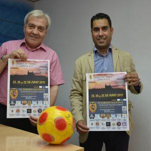 El 9º Torneo Nacional Ciudad de Toledo Corpus será del 23 al 25 de junio y contará con más de 420 jugadores y los mejores clubes