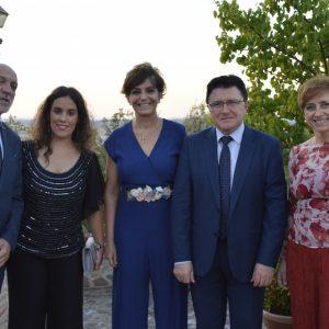 El Gobierno local asiste a la Cena de Confraternidad del Colegio de Médicos de Toledo y felicita a su nueva presidenta