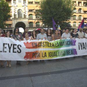 Bolo-Bolo reconoce el apoyo del Ayuntamiento para consolidar Toledo Entiende y hacer una ciudad más diversa y respetuosa