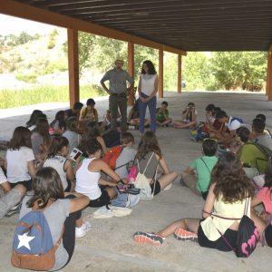 l Ayuntamiento clausura el ciclo 'Conoce nuestro río Tajo' en el que han participado unos 1.200 escolares en este curso académico