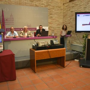 El Ayuntamiento posiciona el transporte público de Toledo a la vanguardia de los sistemas inteligentes de transporte en España