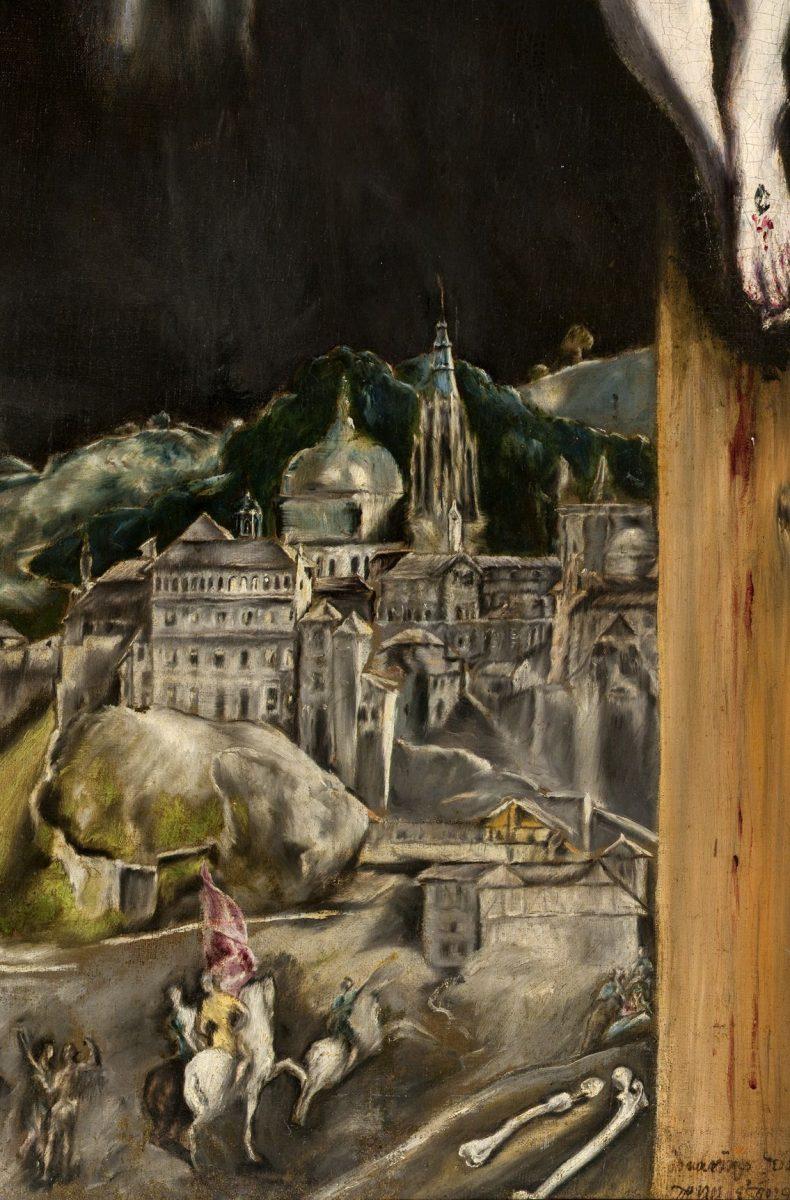 Presentación del libro La Toledo que alentó al Greco