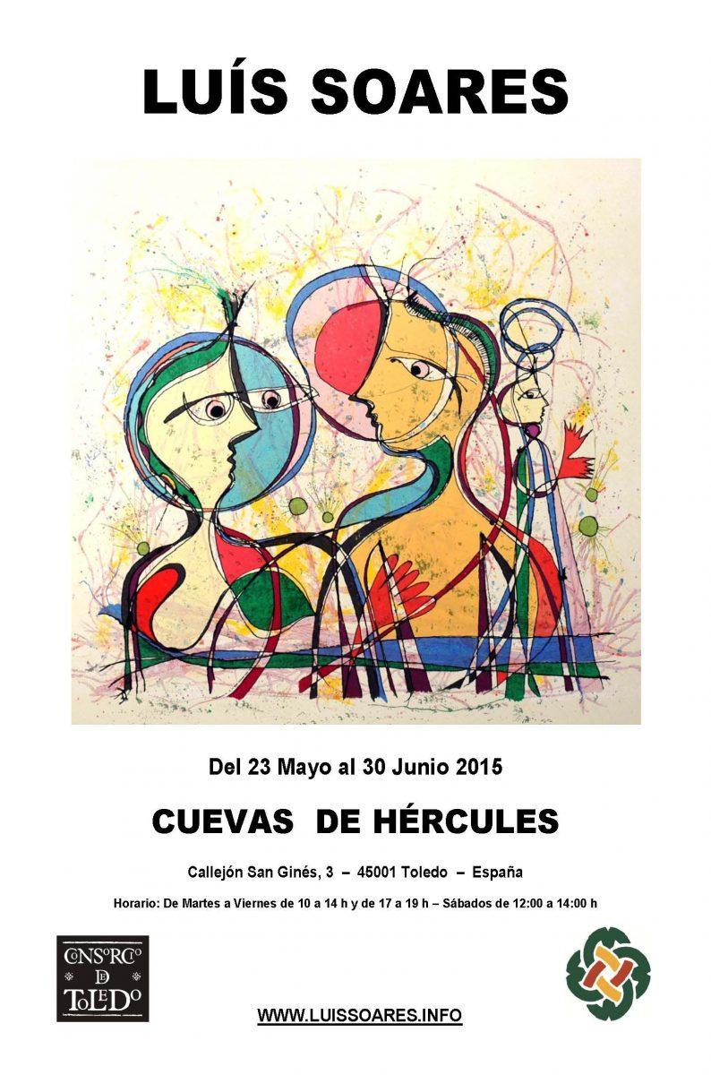 Exposición de Luis Soares