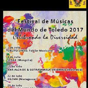 genda Cultural julio 2017