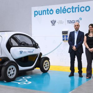 El Ayuntamiento y Tagus amplían su compromiso con el Medio Ambiente con medidas de eficiencia y sostenibilidad energética