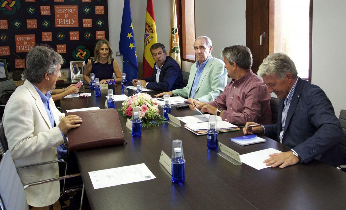 http://www.toledo.es/wp-content/uploads/2017/07/01_reunion_consorcio-1200x729.jpg. El Consejo de Administración del Consorcio de la Ciudad de Toledo aprueba las cuentas de la entidad correspondientes a 2016
