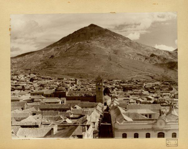 03 - Vista panorámica de Potosí