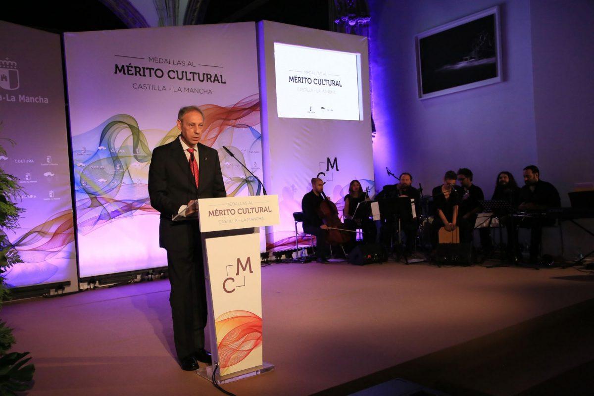 http://www.toledo.es/wp-content/uploads/2017/07/03_premios-cultura_clm-1200x800.jpg. El Ayuntamiento valora la entrega de una medalla al Mérito Cultural al Grupo de Ciudades Patrimonio del que forma parte Toledo