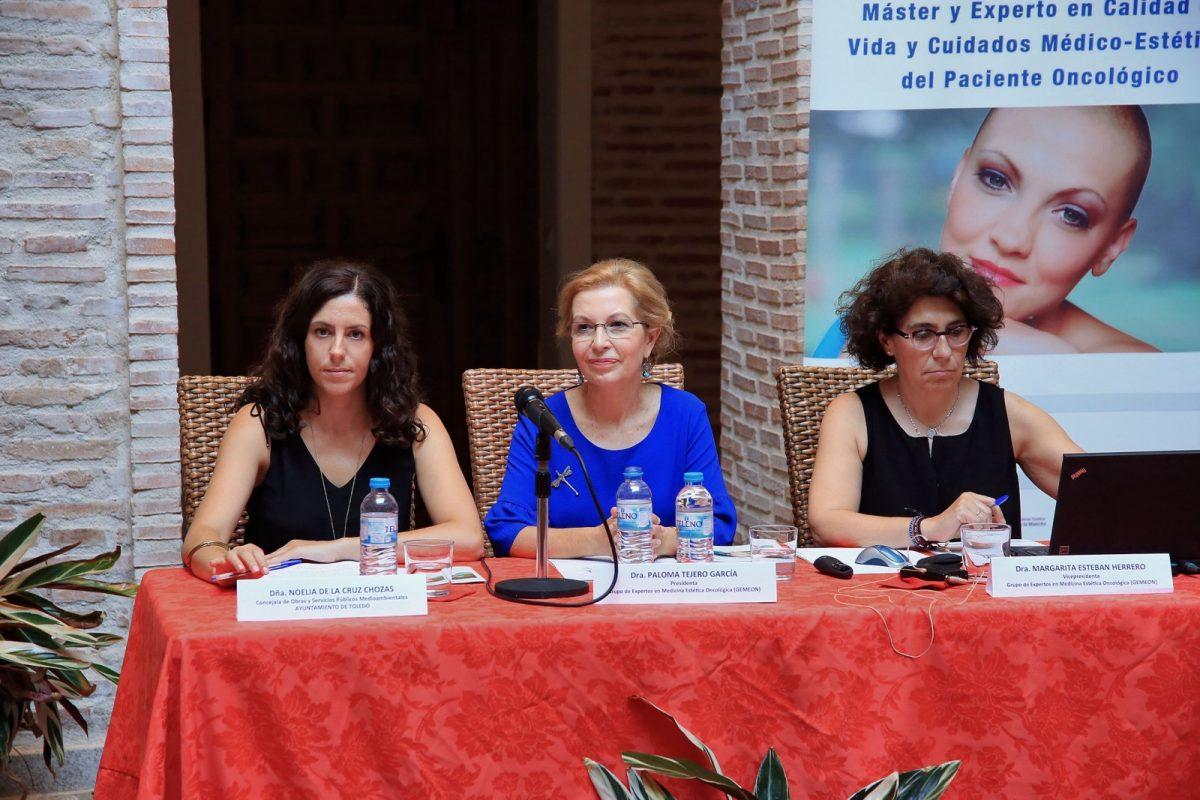 https://www.toledo.es/wp-content/uploads/2017/07/04_cuidados_esteticos_oncologicos-1200x800.jpg. El Ayuntamiento participa en la inauguración del Grupo de Expertos de Medicina Estética Oncológica (GEMEON)