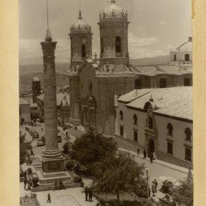 34 - Toledo y Potosí. Historia de un hermanamiento