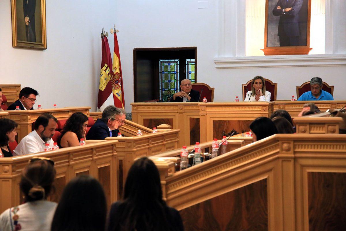 El Pleno da la aprobación definitiva a la Ordenanza Reguladora de Publicidad y Rotulación en el Casco Histórico